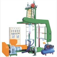 HDPE Plastic Bag Making Machine
