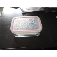 heat resistant glass food storage containers used for microwave oven