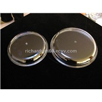 high borosilicate glass lid, good quality pyrex glass lid