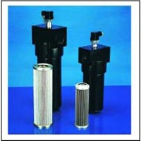 high pressure stainless steel OIL  filter HOUSING