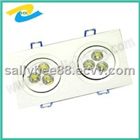 high quality 6W LED Square Down Light MX-LC-10