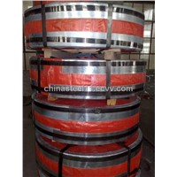 hot dipped steel strip