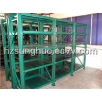 hot sale customzied heavy duty mould racking