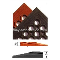 industrial drainage rubber flooring mat