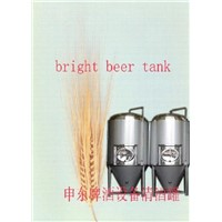 large capacity high quality bright beer tank