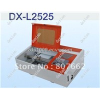 laser cutting and engraving machine with best price 250mm*250mm DX-L2525