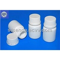 medicine plastic bottle, plastic bottle with screw cap
