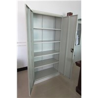 metal higed door cabinet