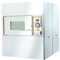 microwave chemical powder sintering machine