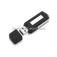 mini usb flash drive with voice recorder function