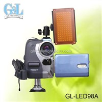 GL-LED98A video lighting equipment for camcorder
