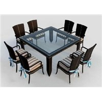 outdoor use dining table4303