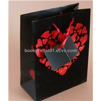 paper gift packing bag for jewellery