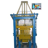 paving block machine/paver block making machine (QTY3-20 Tianyuan Brand)