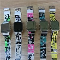 popular flash led watch