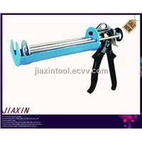 "professional 9"" cartridge rotating cradle manual caulking gun"