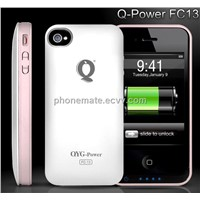 reliable charger battery case for apple phone 4G 1700mAh