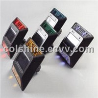 solar brick lights