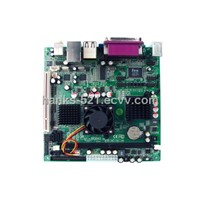 system board for desk computer with INTEL ATOM 230