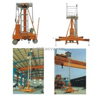 telescopic cylinder lift
