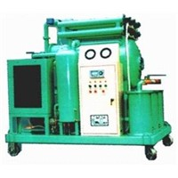 vacuum  lubricating oil purifier for hydraulic system