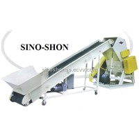 waste plastic bottle crushing machine plastic shoes crusher