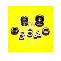 window door pulley toy skateboard carrier roller agricultural machinery casters fishing gear bearing