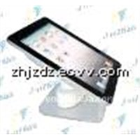 iPad security alarm & charging display stand