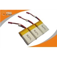 Rechargeable GSP073048 3.7V 800mAh High Power Polymer Lithium Ion Battery