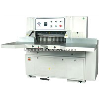KAYM 78 E FULL AUTOMATIC PAPER CUTTING MACHINE