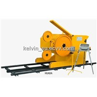 Reinforced Type Wire Saw Machine for Quarry