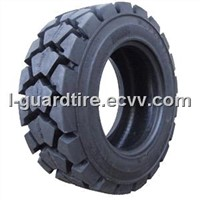 Skidsteer Tire with Non Direction Pattern
