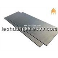 Stainless Steel Composite Panel - Brush