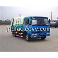 FAW Compression Garbage Truck - 10CBM