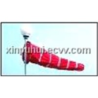 WDBZ Lighted Windsock