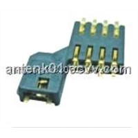 SIM Card 8 Pin with Switch