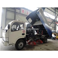Dongfeng Sweeper Truck - 5CBM