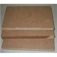 Plain MDF and Melamine MDF