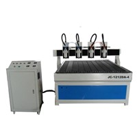 Woodworking Engraving Machine (1212-4)