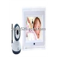 2.4G WIRELESS COLOR BABY MONITOR JLT-9028D