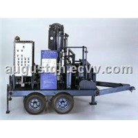 2-stage vacuum Transformer oil Purifier