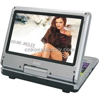 3D function! 8'' Portable DVD player cheap DVD price CD VCD DVD USB SD card