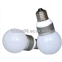 4W High Power LED Bulb Light (HS-GB  04A201 O P-W)