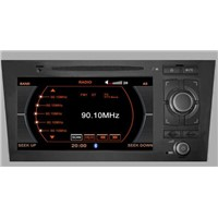 Audi A6 Car DVD Player with GPS Navigation System (Enco-A601)