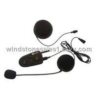 Bluetooth Intercom Helmet Headset