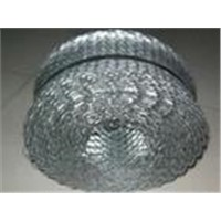 Brick coil netting
