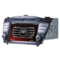 CAR DVD GPS Navigation Player For HYUNDAI IX35