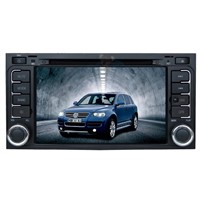 CAR DVD GPS Navigation Player For VW TOUAREG