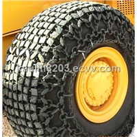 CAT1600 Tyre protection chains18.00R25
