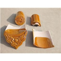 Chinese style roof tiles and accessory